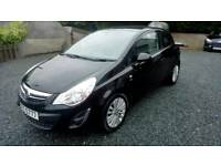 2011 Vauxhall Corsa SE DIESEL 3 Door MOT Aug 2019 ROAD Tax £20 Nice car Can be Seen anytime