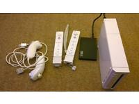 Nintendo Wii Console with over 200 games