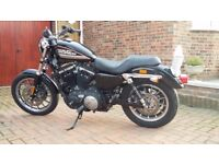 Harley Davidson Sportster XL 883R -- Very Low Mileage -- Winter Bargain!!!