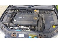 Saab 93 1.9 tdi, 7 months MOT, spares or repair