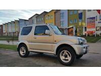 Suzuki Jimny Automatic 2004