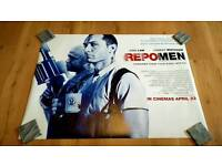 Repo Men Large Film Poster from cinema