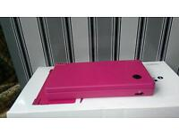 DSI's blue and pink