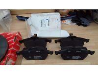 Vectra Unused front discs + brake pads