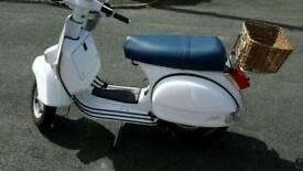 Lml star 125cc 2t scooter
