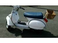 Lml star 125cc 2t scooter