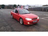Ford Mondeo MK2 ST24 2.5 V6 24V 5 Door Hatchback Radiant Red Rust Free