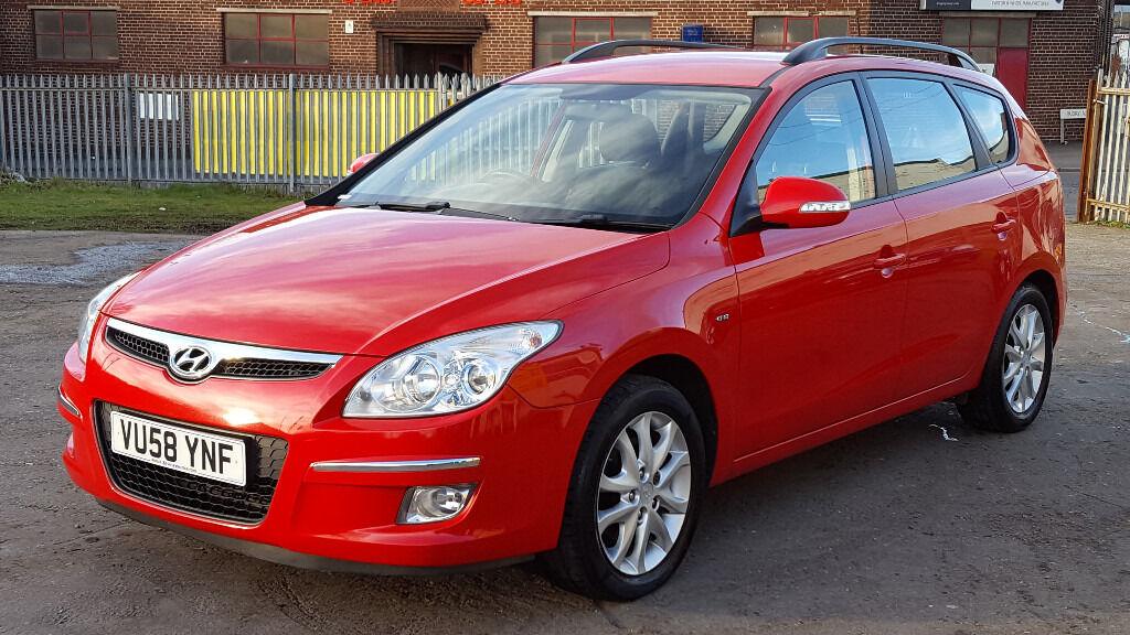 Hyundai I30 1.6 CRDi Diesel Style Estate Automatic / 1 Owner / FSH / HPI Clear not ceed kia focus