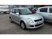 SUZUKI SWIFT 1.5, 1 OWNER, FSH!