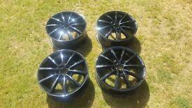 Toyota MR2 Alloy Wheels