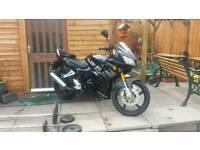 125cc motorbike 16 reg