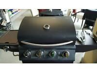 Brand new gas 4 burner bbq