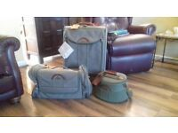 Set of 3 travel luggage never used brand new
