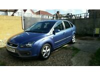 2005 ford focus zetec climate 1.6 HPI clear good condition