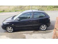 Black Seat Ibiza 1.4 Reference Sport £1,395