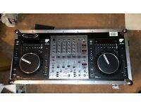 Behringer Mixer & Reloop CD Players
