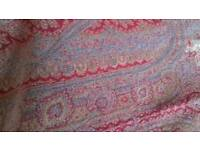 Beautiful Victorian Paisley Shawl