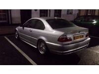 BMW 330Ci modified on coilovers m54b30 petrol manual