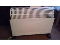 Electric heater with timer. Nearly new