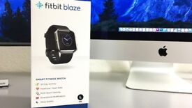 Fitbit Blaze with Box good condition