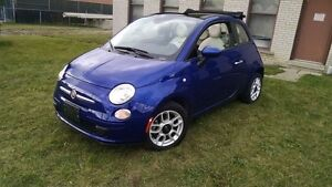 2014 Fiat 500C CONVERTIBLE ! AUTOMATIC