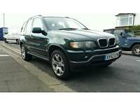 BMW x5 sport full options sat nav