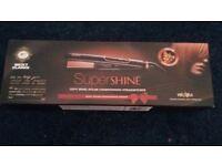 nicky clark nss216 supershine steam hair straighteners