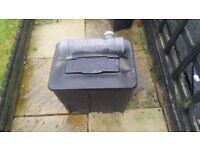 pond filter box ,,,,,docking/fakenham