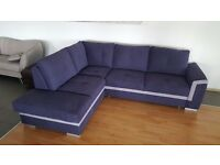 Delivery 1-10 days POOLER Corner Sofa Bed Function and Storage Brand New Packed We can Delivered