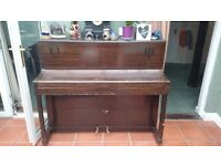 Upright piano not used for a while, free