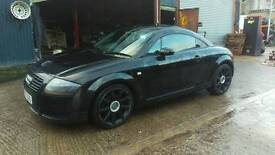 Audi TT 1.8 turbo Quattro cheap for quick sale