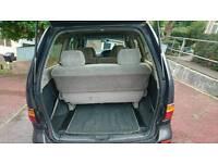 8 seater car