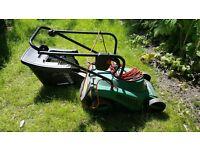 lawnmower: Cobra 32 (QUIET) electric