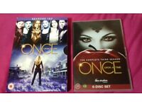 Once Upon A Time dvds