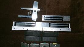 Maglock Door entry system Paxton HID 3/4 door system complete