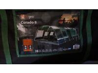 carado 8 tent camping stove pinic table