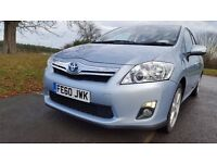Toyota Auris Hybrid, ONLY SERIOUS BUYERS. Very good condition. FAST SELL!