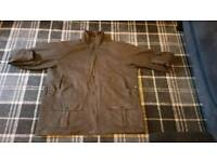 Rare Barbour Trapper Wax Jacket