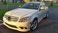 mercedes 2009 C230 4 Matic sport package