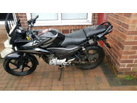 2010 Honda CBF 125 Breaking,spares and repairs. log book