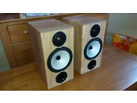 Monitor Audio Bronze Speakers - As New Condition