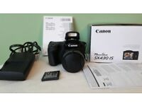 Canon powershot camera,430 is