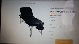 Earthworks Perform (Harmony) Professional massage table