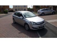2008 Vauxhall Astra 1.4 5 door hatchback with long MOT ,low insurance group ,px welocme