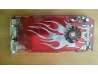 Ati radeon HD graphics card