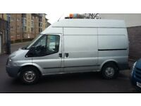 Ford Transit 350 2.4tdi Duratorq MWB High roof