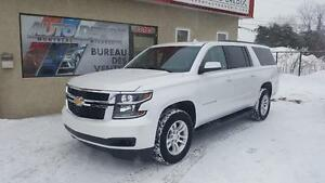 2016 Chevrolet Suburban LT nav/tv/dvd