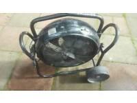 240v fan for plastering or warehouse fan