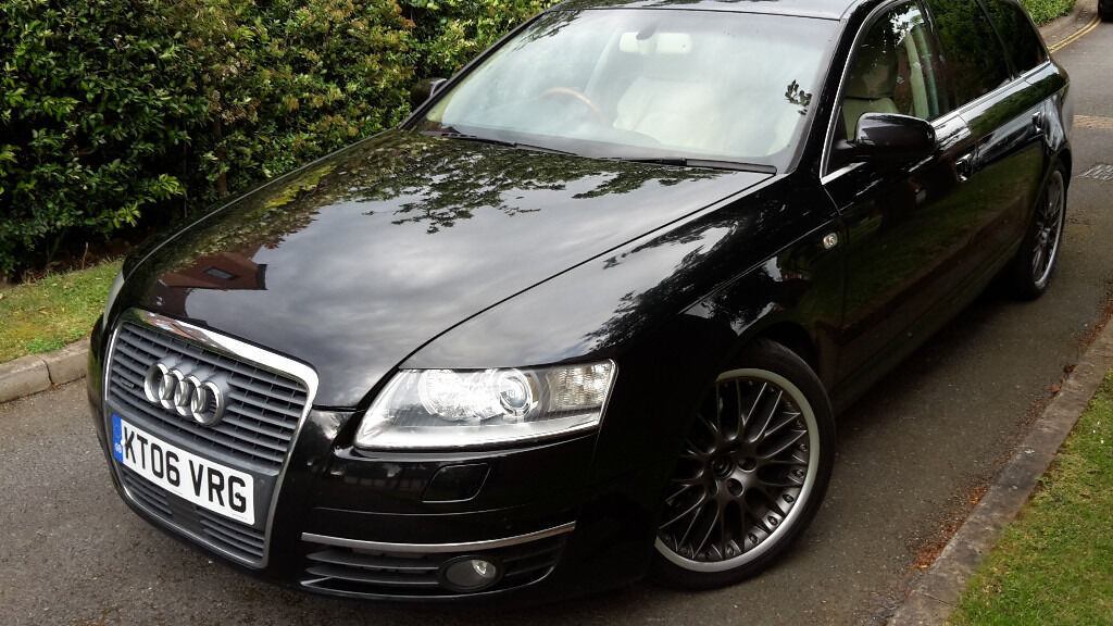 2006 audi a6 avant 3 0tdi quattro auto 233bhp limited edition fully loaded in lenton. Black Bedroom Furniture Sets. Home Design Ideas