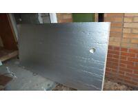 "1 sheet 8'x4'insulated plaster board.3"" depth"